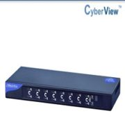 CV-S1601-16-port USB Combo DB-15 KVM Switch