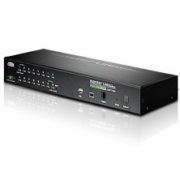 kvm witch over internet 16 port cs1716i